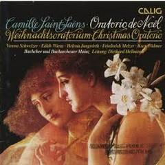 Camille Saint Saens - Oratorio De Noel Op.12 - Diethard Hellmann,Bachorchester Mainz