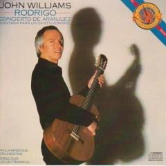 Fantasia Para Un Gentilhombre - John Williams,Joaquin Rodrigo
