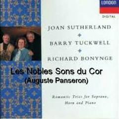 Romantic Trios For Soprano, Horn And Piano - Richard Bonynge,Joan  Sutherland