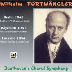Beethoven Choral Symphony Disc 4 (No. 3) - Wilhelm Furtwangler,Wiener Philharmoniker