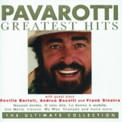 Pavarotti - Greatest Hits CD 2 (No. 2)