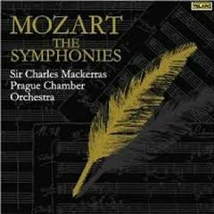 Mozart The Symphonies CD 1 (No. 1)