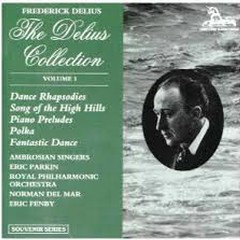The Delius Collection (No. 1)