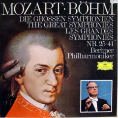 Mozart - 46 Symphonies Vol 1 CD 6