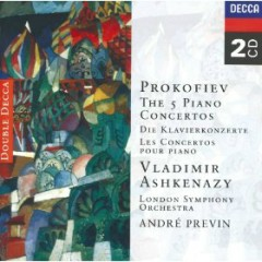 Prokofiev - The Piano Concertos (CD 1)