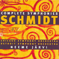 Schmidt - Complete Symphonies (CD 2)