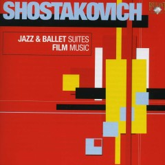 Jazz & Ballet Suites - Film Music CD 1