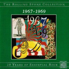 The Rolling Stone Collection - 25 Years Of Essential Rock CD1 1967 - 1969
