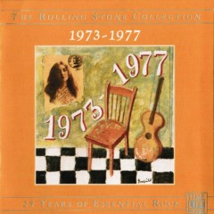 The Rolling Stone Collection - 25 Years Of Essential Rock CD4 1973 - 1977