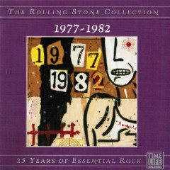 The Rolling Stone Collection - 25 Years Of Essential Rock CD5 1977 - 1982