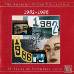 The Rolling Stone Collection - 25 Years Of Essential Rock CD6 1982 - 1986