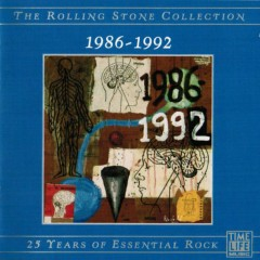The Rolling Stone Collection - 25 Years Of Essential Rock CD7 1986 - 1992