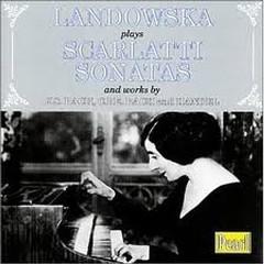 Landowska Plays Scarlatti Sonatas CD 1 (No. 1)