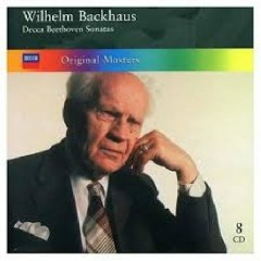 Decca Beethoven Sonatas (CD 8) - Wilhelm Backhaus