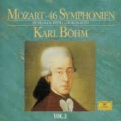 Mozart - 46 Symphonies Vol 2 CD 9 - Karl Böhm,Berlin Philharmonic Orchestra