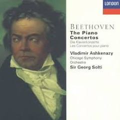 Beethoven - The Piano Concertos CD 3 - Sir Georg Solti,Vladimir Ashkenazy,Chicago Symphony Orchestra