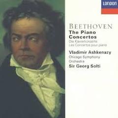 Beethoven - The Piano Concertos CD 3