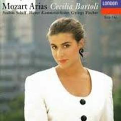 Mozart Arias - Cecilia Bartoli
