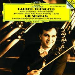 Barber & Korngold - Violin Concertos