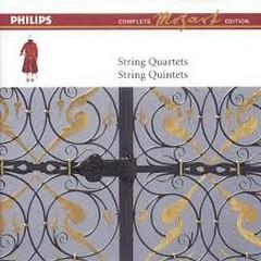 Mozart - Complete String Quartets, String Quintets And Violin Concertos Disc 1