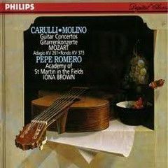 Carulli, Molino Guitar Concertos - Pepe Romeo