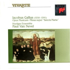 Vivarte - Opus Musicum (No. 1) - Paul Van Nevel,The Huelgas Ensemble
