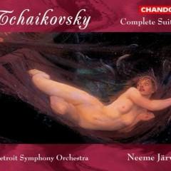 Tchaikovsky - Orchestral Suites 1 - 4 CD 2 (No. 2) - Neeme Jarvi,Detroit Symphony Orchestra