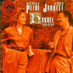 Handel - Sonatas (No. 2) - Michala Petri,Keith Jarrett