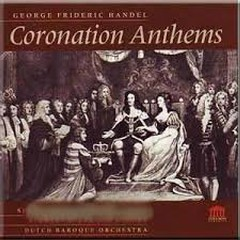 Handel - Coronation Anthems  - David Willcocks