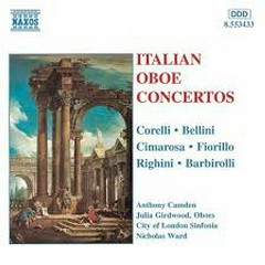 Italian Oboe Concertos - Nicholas Ward,Various Artists