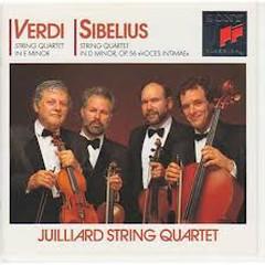 Verdi & Sibelius - String Quartets - Juilliard String Quartet