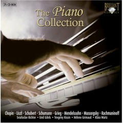 The Piano Collection CD 24 - Satie (No. 1) - Dimiter Manolov,Various Artists