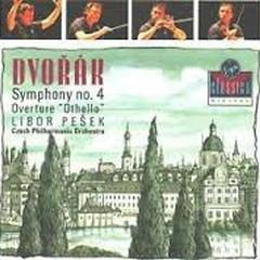Dvorak - Symphony 4 Othello Overture - Libor Pesek,Czech Philharmonic Orchestra
