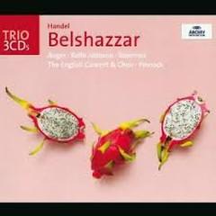 Handel - Belshazzar CD 2