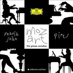 Mozart - The Piano Sonatas CD 1 - Maria João Pires