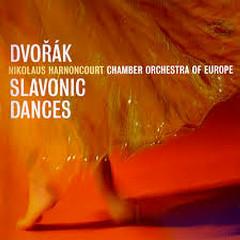 Dvorak - Slavonic Dances - Nikolaus Harnoncourt,Chamber Orchestra Of Europe
