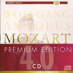 Mozart - Premium Edition CD 15
