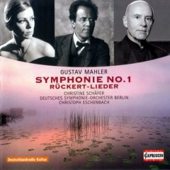 Mahler - Symphony No. 1 & Ruckert Lieder   - Karl Böhm,Berlin Philharmonic Orchestra