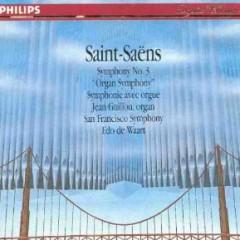 Saint Saëns - Symphony 3 Organ