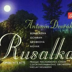 Dvorak - Rusalka  Akt 2 - Václav Neumann,Czech Philharmonic Orchestra