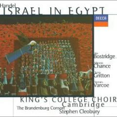Handel - Israel In Egypt CD 1