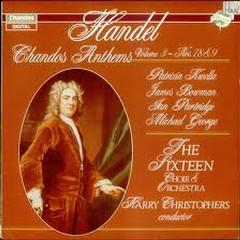Handel - Chandos Anthems 2 (No. 2)