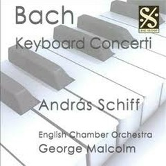 Bach - Keyboard Concerti  - Andras Schiff,English Chamber Orchestra