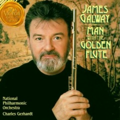 Man With The Golden Flute - Charles Gerhardt,National Philharmonic Orchestra,James Galway