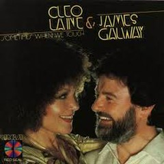 Sometimes When We Touch - James Galway,Cleo Laine