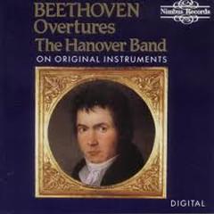 Beethoven - The Hanover Band - Roy Goodman