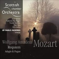 Mozart - Requiem; Adagio & Fugue - Charles Mackerras,Scottish Chamber Orchestra