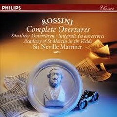 Rossini - Complete Overtures CD 1