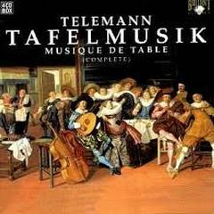 Tafelmusik - Musique De Table CD 4 (No. 2) - Pieter-Jan Belder