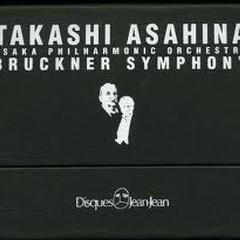 Bruckner - Symphonies CD 14 - Takashi Asahina,Osaka Philharmonic Orchestra